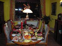 Festessen und Weihnachtsmahl (Symbolbild)