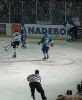 Eishockey-Klubs lassen sich Marketing-Events einfallen. Bild: pixelio.de, Jörn
