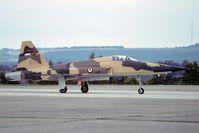 Jordanische Luftstreitkräfte: F-5E Tiger II