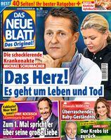 "Cover_DasNeueBlatt_#39/2019 Bild: ""obs/Bauer Media Group, DAS NEUE BLATT"""