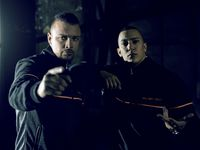 Rapper Kollegah und Farid Bang (2013), Archivbild