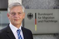 Manfred Schmidt Bild: Bundesamt für Migration und Flüchtlinge (BAMF)