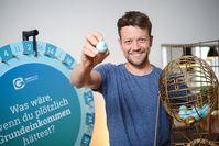 """Bild: """"obs/Mein Grundeinkommen e.V./Christian Stollwerk für MeinBGE"""""""