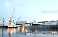 Nobiskrug-Werft in Rendsburg  Bild: Reimer Rechtsanwälte Fotograf: Christian Rohweder