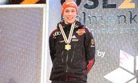 Eric Frenzel - Weltmeister 2011 in Oslo