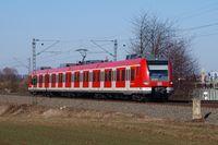 Alstom S-Bahn-Triebzug