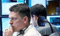 Händler an der Frankfurter Börse. Bild: Deutsche Börse, über dts Nachrichtenagentur