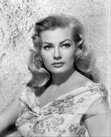 Anita Ekberg, 1956