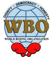 Logo der World Boxing Organization (WBO)