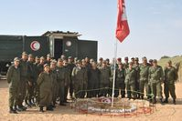 Tunesische Streitkräfte: Soldaten des Heeres
