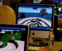 Virtuelle Lernumgebungen bringen mehr Motivation für SchülerInnen. Bild: FH JOANNEUM