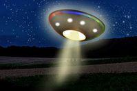 UFO: Die Entdeckung soll bald kommen. Bild: pixelio.de/Marianne J.