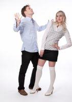 Eifersucht sorgt für dicke Luft. Bild: pixelio.de/SAWI
