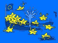 Viele Menschen halten die EU mittlerweile für eine zweite EUDSSR (Symbolbild)