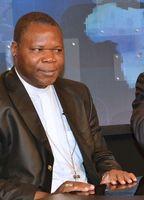Dieudonné Nzapalaiga im März 2014