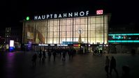 Köln Hauptbahnhof Bild: Wolfgang Manousek, on Flickr CC BY-SA 2.0