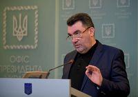 Oleksiy Danilov 2019