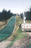 Adler-Schanze mit Matten (2002)