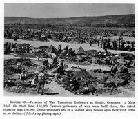 Massenmord an deutschen Gefangenen durch die Allierten Besatzer in Sinzig (Rheinwiesenlager)