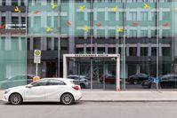 Haus der Ärztekammer Berlin in der Friedrichstraße 16