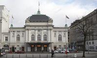 Das Deutsche Schauspielhaus in Hamburg, in dem alljährlich im Rahmen einer Galaveranstaltung die Preisverleihung stattfindet