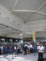 Atatürk-Flughafen: Check-in-Bereich des Flughafens