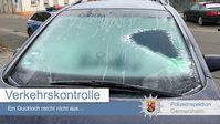 """""""Gucklochfahrer"""" Bild: Polizei"""