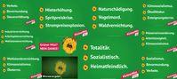 "Kampagne ""Grüner Mist"" Kollage"