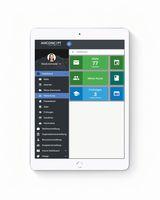 "Dashboard MNSpro Cloud Basic für Schulen.  Bild: ""obs/AixConcept/AixConcept GmbH"""