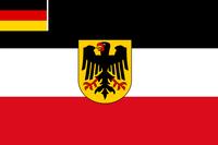 Dienstflagge der Reichsbehörden zur See 1926–1933