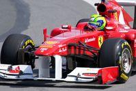 Massa im Training zum Großen Preis von Kanada 2011