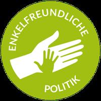 Button zur Stadtratswahl in Augsburg 2020 der V-Partei³