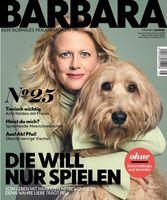 "BARBARA Cover Nr. 25  Bild: ""obs/Gruner+Jahr, BARBARA"""