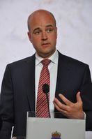 Fredrik Reinfeldt, 2010