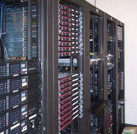 US-Wikipedia-Server: beherbergt nicht nur neutrale Artikel. Bild: wikipedia.org
