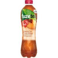 Fuze Tea Pfirsich in der 1,0 L