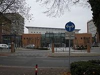 Klinikum Bremen-Mitte, Haupteingang Bild: wikipedia.org