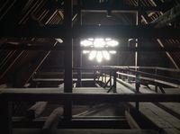 Notre-Dame: Dachstuhl vor dem Brand