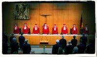 Das Bundesverfassungsgericht trifft immer öfter Entscheidungen zugunsten seiner Parteimitglieder anstelle das Grundgesetz zu vertreten (Symbolbild)