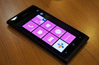 Das Nokia Lumia 900 ist ein Smartphone der Lumia-Serie des finnischen Herstellers Nokia, das mit einem größeren Touchscreen und einer Frontkamera als Verbesserung das zuvor erschienene Lumia 800 als neues Nokia-Spitzenmodell ablöste. Es erschien zuerst in den USA mit LTE-Unterstützung, in Deutschland wird jedoch nur der besonders schnelle DC-HSPA+ Modus mit 42 MBit/s unterstützt.  Der Nachfolger ist das Nokia Lumia 920.