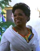 Winfrey at the White House for the 2010 Kennedy Center Honors