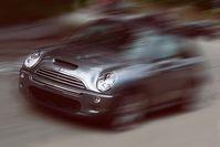 Auto, KFZ, schnell (Symbolbild)