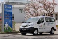 Ein wirtschaftlicher Betrieb von Elektrofahrzeugen ist möglich: So das Ergebnis des Flottenbetriebs Quelle: (Foto: KIT) (idw)
