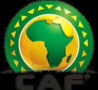 """Logo """"Afrikanischen Fußball-Konföderation"""" (CAF)"""