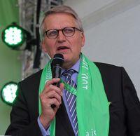 Thomas Sternberg bei einem seiner Auftritte auf dem 100. Deutschen Katholikentag 2016 in Leipzig.
