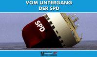 Der allmähliche Untergang der SPD vollzieht sich langsam, aber kontinuierlich (Symbolbild)