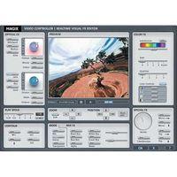 Fenster für die Bearbeitung im Visual FX Editor