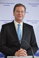 Guido Westerwelle Bild: Janwikifoto / de.wikipedia.org