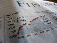 Börsenkurs: Krisen folgen dem Gesetz der Physik. Bild: aboutpixel.de/Rainer Sturm