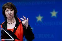 EU-Außenministerin Catherine Ashton Bild: Council of the European Union